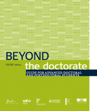 Guide - Beyond the doctorate